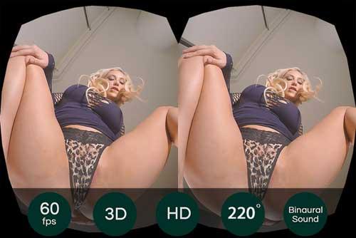 VR Porn zum greifen