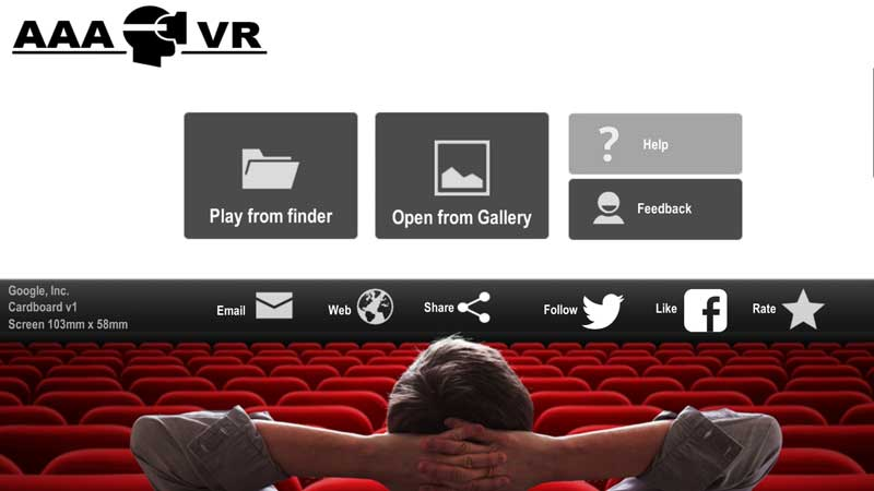 AAA VR Player