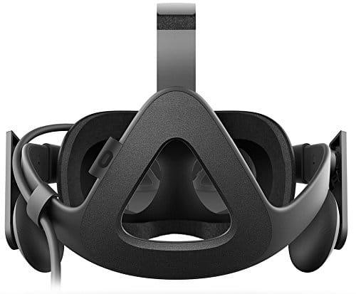 Oculus Rift Rückseite